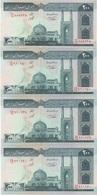 Iran : 200 Rials UNC (prix Par Billet) - Iran