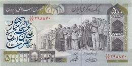 Iran : 500 Rials UNC - Iran