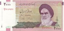 Iran : 2000 Rials UNC - Iran