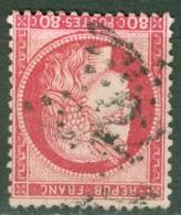 Etoile  22   Sur 57  TB - 1849-1876: Classic Period