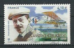 FRANCIA 2015 - PA 79 - Gaston Caudron - Cachet Rond - Gebraucht