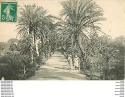 WW ALGERIE. La Pépinière (petit Blanc Vers Coin Gauche)... Collection Idéale - Scenes