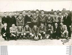 Photo Cpsm Cpm 53 A.S.P.T.T De LAVAL. L'Equipe De Footballeurs Saison 1951 1953. Football Et Sportifs - Laval