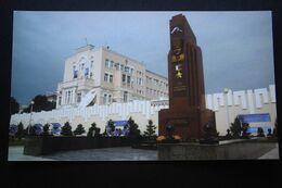 Russia. Chechen Republic - Chechnya. Groznyi Capital, Kadyrov Monument- Modern Postcard 2000s - Tchétchénie