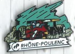 Formule 1 Sponsor Rhone Poulenc - Automobilismo - F1