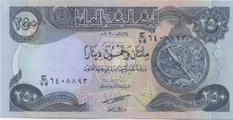 Irak Iraq : 250 Dinars 2003 UNC - Iraq