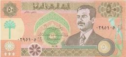 Irak Iraq : 50 Dinars 1991 UNC (mais Mauvaise Qualité D'imprimerie, Peut-être Fictif ?) - Iraq
