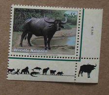 Vi04-01 : Nations-Unies (Vienne) / Protection De La Nature - Buffle De L'Inde (Bubalus Arnee) - Vienna – International Centre