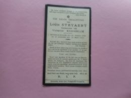 D.P.-LOUIS STEYAERT °ERTVELDE 26-10-1878+ALDAAR 12-3-1931 - Religion & Esotérisme