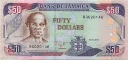 Jamaïque Jamaica : 50 Dollars 2010 UNC - Jamaique