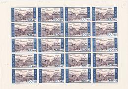 1385/1388 - XX - CULTURELLE - + 1388 V1 +VAR/CUR - COTE 35.00 € ++ - Hojas