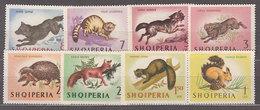 Albania Correo 1964 Yvert 677/84 Mnh **  Fauna - Albanien