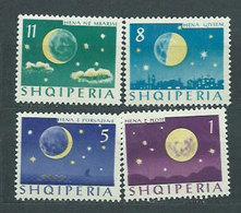 Albania Correo 1964 Yvert 694/7 Mnh ** Astronomia - Albanien