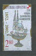 Croacia - Correo 2002 Yvert 595 ** Mnh - Kroatien