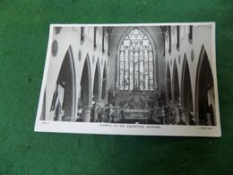 VINTAGE IRELAND: WEXFORD Church Of The Assumption B&w Tuck - Wexford