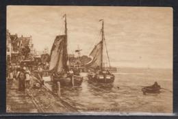 """USA Alte Karte """" WAARF At DANZIG """" Nach Einem Gemälde Von Wagner, Ungebraucht - Danzig"""