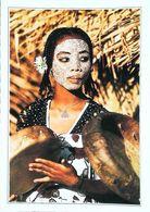 Comores   Bambao   Fete Locale  Ile De Ndzouani - Tam Tam   Type Femme  Woman  - Années 1980s - Comores