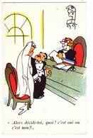 7385 - Collection Humoristique N°110 - A. Noyer - ( Mariage ) -Non Signée - - Humour
