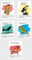 M ++ CARIBISCH NEDERLAND BONAIRE SABA ST EUSTATIUS 2020 VOGELS BIRDS OISEAUX  ++ MNH POSTFRIS - Curaçao, Antilles Neérlandaises, Aruba