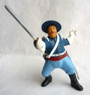FIGURINE PAPO - ZORRO - SERGENT GARCIA - Walt Disney - Beeldjes
