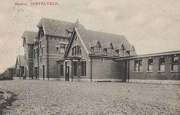 ST37//  1911   SIMPELVELD   STATION - Niederlande
