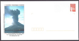 France - PAP Eruption, Volcan Anak Krakatau, Indonesie, Volcano LAVE Volcanologie - Enteros Postales