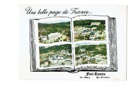 Cpm - 66 - FONT ROMEU - Multivues Livre Ouvert - Une Belle Page De France - établissement Hélio-thérapique Hotels - Francia