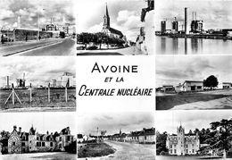 Avoine * La Centrale Nucléaire * Multivues - Frankreich