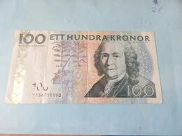 Schweden Riksbank 100 Kronor O.D. - Svezia