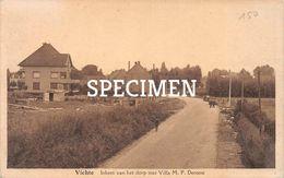 Inkom Van Het Dorp Met Villa M.P. Deroost - Vichte - Anzegem
