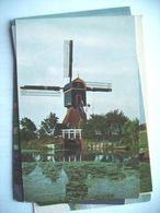 Nederland Holland Pays Bas Wipwatermolen In Ruwiel Bij Breukelen ( M ) - Breukelen