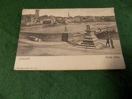 VINTAGE IRELAND: LIMERICK Treaty Stone B&w Wrench - Limerick