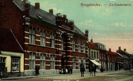 Hoogstraten - La Gendarmerie.  ANTWERPEN // ANVERS BELGIE - Ohne Zuordnung
