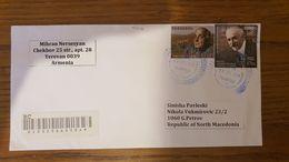 Covers / Letter / Armenia - Armenië
