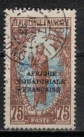 CONGO          N°  YVERT  :  85   ( 18 )    OBLITERE       ( Ob   7/ 56 ) - Oblitérés