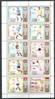 M2637 ✅ Sports Summer Olympic Football Soccer FIFA World Cup 1972 Sharjah 10v Sheet MNH ** 7.5ME - Summer 1972: Munich