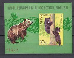 Europa-CEPT - Mitläufer - Rumänien - 1980 - Michel Nr. Block 168 - Postfrisch - 30 Euro - Europa-CEPT