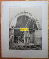 Lunette Astronomique (Passage De Vénus, Mission De L'ile Saint-Paul) : Vue Du Dispositif - Kerguelen - TAAF - Maschinen