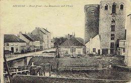 CPA  DIXMUDE : Haut Pont - La Minoterie Sur L'Yser - Diksmuide