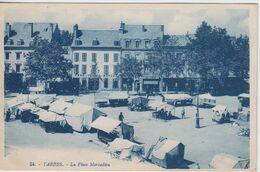 HAUTES  PYRENEES - 24 - TARBES - La Place Marcadieu - Tarbes