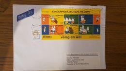 Covers / Letter / Netherlands - Zonder Classificatie