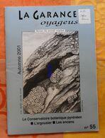 La Garance Voyageuse Automne 2001 N°55 : Argousier, Encens, Conservatoire Des Pyrénées - Nature