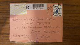 Covers / Letter / North Macedonia - Macedonië