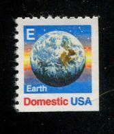 209410543 USA 1988 ** MNH SCOTT 2282  Earth Rechts EN ONDER Ongetand - United States