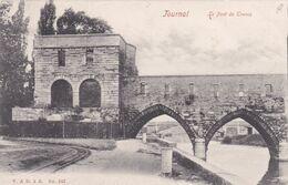 CPA - Belgique - Tournai - Le Pont Des Trous - Les Pont Des Troncs?  -  V&D à B.n°342 - 1903 - Tournai