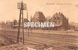 Intérieur De La Gare - Manage - Manage