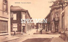 Rue De La Station - Manage - Manage