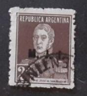 Amérique >Argentine   Service N° 208 - Servizio