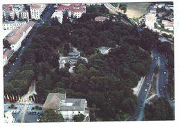 6943 -  BENEVENTO VILLA COMUNALE VEDUTA AEREA 1970 CIRCA - Benevento