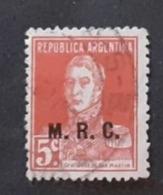 Amérique >Argentine   Service N° 224 - Servizio
